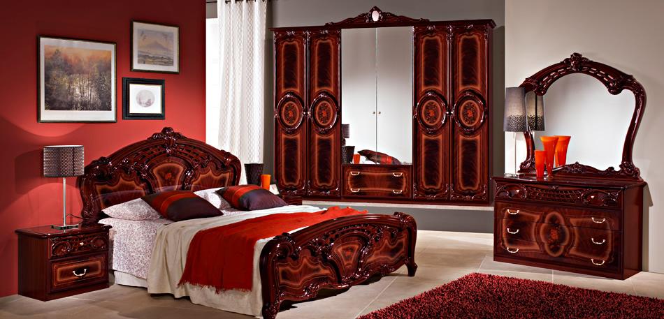 спальный гарнитур фото роза